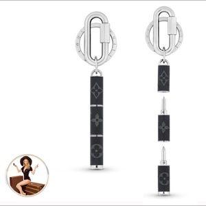 NEW*Louis Vuitton Screwdriver Monogram Key Charm